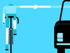 自行車安全推廣公益廣告欣賞