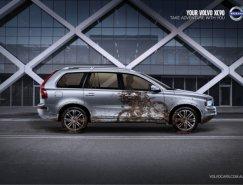 汽车广告欣赏:沃尔沃Volvo XC 90