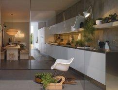 Arclinea:现代豪华厨房设计