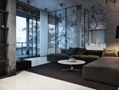 乌克兰设计师Igor Sirotov:时尚室内设计作品
