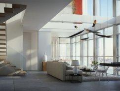 耶路撒冷豪华公寓设计