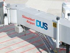 杜塞尔多夫国际机场启用新标志