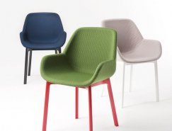 西班牙設計師Patricia Urquiola:Clap Armchair扶手椅