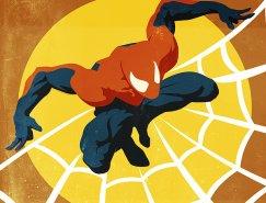 Robert Obert:Marvel英雄人物插画