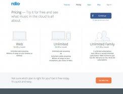 网页设计欣赏:21个国外价格页面设计