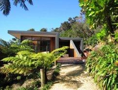 新西兰Purotu Bach海湾别墅欣赏