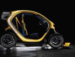 Renault Twizy Sport F1概念电动车