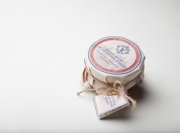 经典法式风格的Laduée食品包装