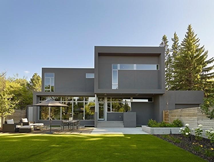 加拿大sd两层别墅设计