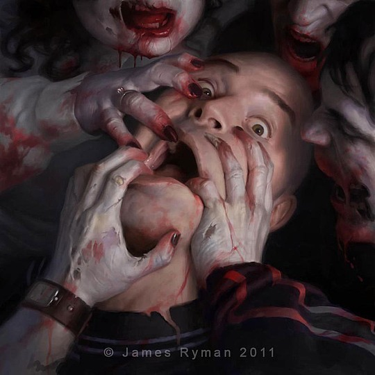 James Ryman幻想概念CG作品