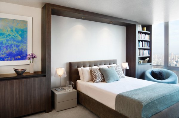 10个国外现代卧室设计(2)
