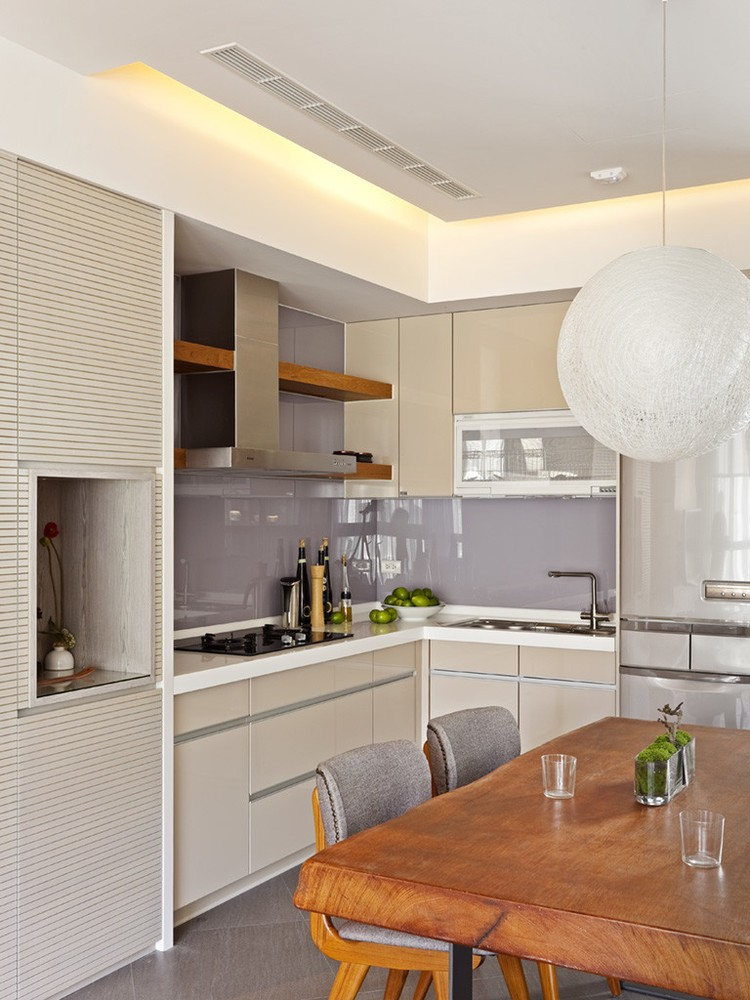 現代簡約室內裝修欣賞(2)