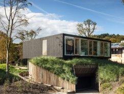 创新的可持续住宅:Villa V