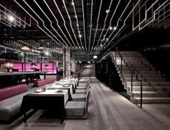 曼谷Zense时尚餐厅设计