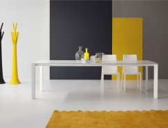 Bonaldo現代簡約餐桌設計