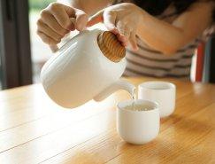 韩国设计师Daniel Jo:NHN茶具