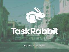 威客平台TaskRabbit启用新Logo