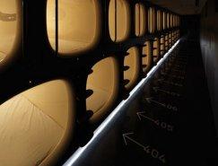 日本设计师柴田文江:日本京都9H Hotel精品胶囊旅馆