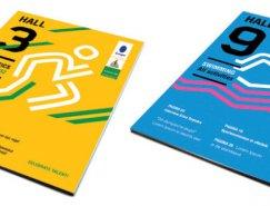 第14届欧洲青年奥林匹克节视觉形象设计