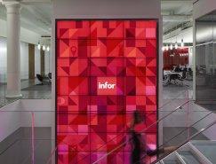 Infor纽约总部办公空间设计