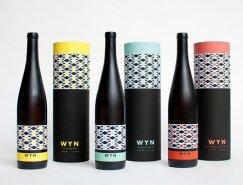 南非WYN红酒包装设计