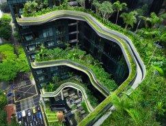 新加坡Parkroyal花园酒店