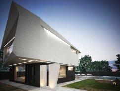 摩尔多瓦极简风格M House别墅设计
