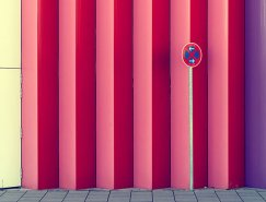Nick?Frank建筑攝影:精妙的構圖 彩色的城市
