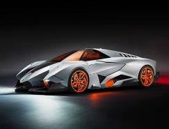 蘭博基尼Egoista概念超級跑車