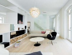 Miethe-Quehl:工厂改造翻新成现代住宅