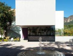 墨西哥Casa del Viento别墅设计