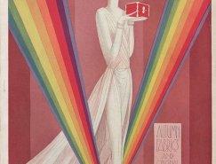 Art Deco(装饰艺术)风格平面设计欣赏