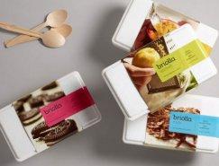 夏日的清涼:國外創意冰淇淋包裝設計