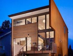 西雅图Beet现代住宅设计