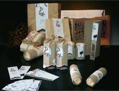 上岛清茶包装设计