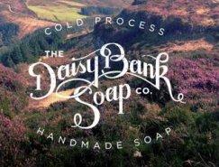 品牌设计欣赏:Daisy Bank香皂