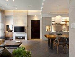 现代简约室内装修欣赏