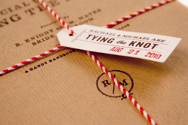 创意 设计 邀请/18个国外创意结婚请柬和邀请卡设计