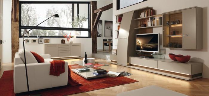 现代简约风格客厅设计