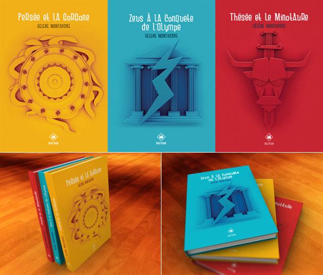 30个国外创意书籍设计(3)