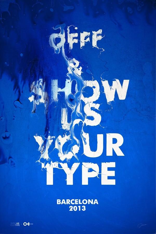 国外优秀字体设计作品集(29)