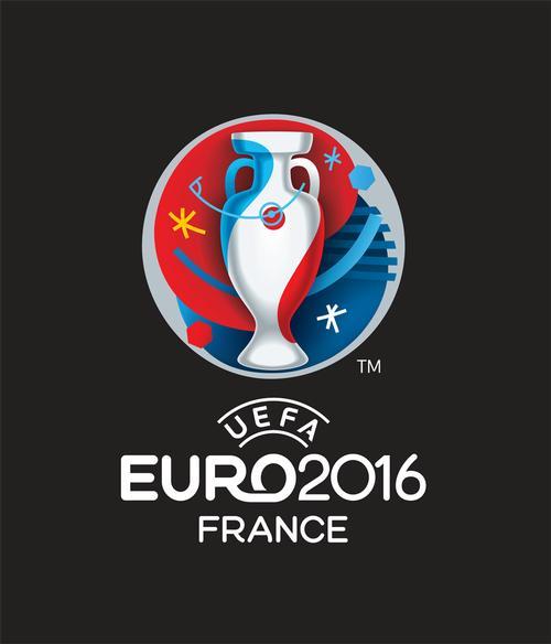 2016年欧洲杯会徽发布图片