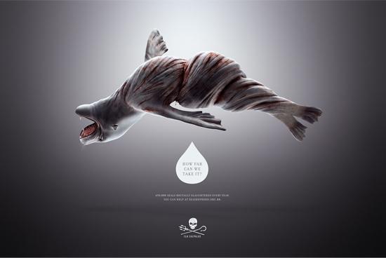 30个国外创意平面广告欣赏