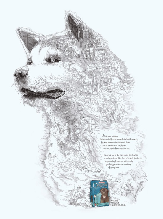30个国外创意平面广告欣赏(2)
