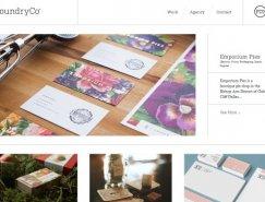 25个国外极简风格网站设计