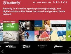 漂亮的色彩:19個國外網頁設計欣賞