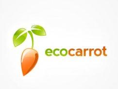 标志设计元素运用实例:萝卜