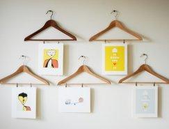現代家居中的創意壁掛藝術