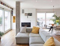 意大利威尼斯现代温馨的公寓设计