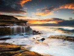 Goff Kitsawad美丽的风光摄影